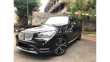 2013 BMW X1 sDrive18i Executive - Chantiq Luar Dalem Istimewa Mulus