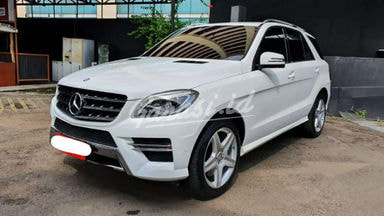 2014 Mercedes Benz ML-Class ML400 - Siap Pakai