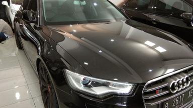 2012 Audi A6 SCOTLAND 2.8 FSI - Kondisi Ciamik