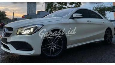 2017 Mercedes Benz CLA-Class CLA 200 - Barang Bagus Dan Harga Menarik