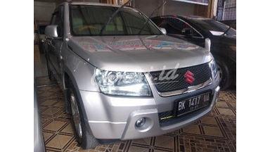 2007 Suzuki Grand Vitara mt - SIAP PAKAI