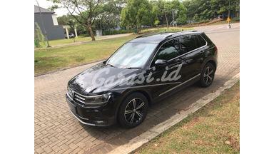2017 Volkswagen Tiguan TSi