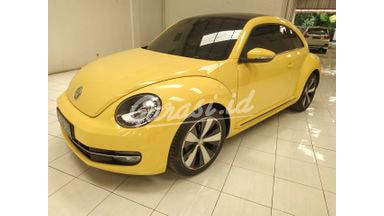 2013 Volkswagen Beetle TSI - Istimewa