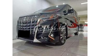 2019 Toyota Alphard G - Mobil Pilihan