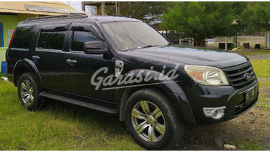 2010 Ford Everest Limited