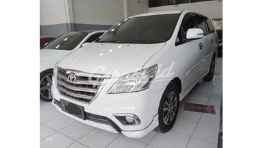 2014 Toyota Kijang Innova G - Murah Jual Cepat Proses Cepat