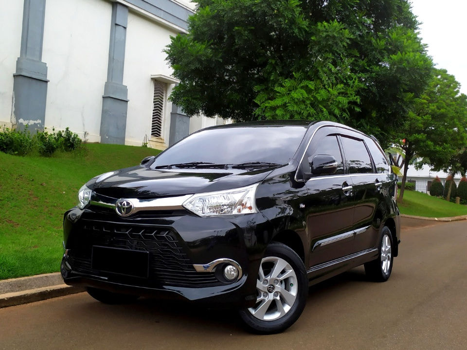 2017 Toyota Avanza 1.3 Veloz AT