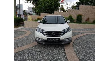 2013 Honda CR-V at - Mulus Langsung Pakai
