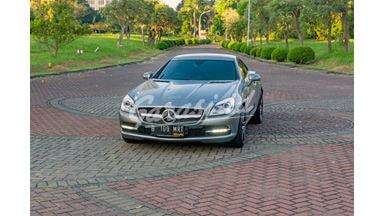 2011 Mercedes Benz Slk 200 CGI