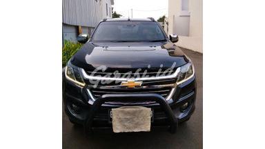2017 Chevrolet Trailblazer LTZ - Kondisi Istimewa