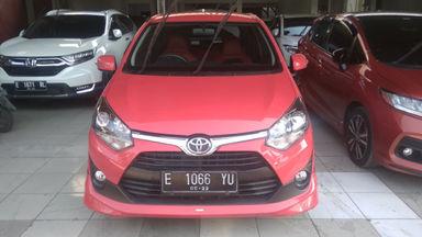 2017 Toyota Agya - Siap Pakai Mulus Banget (s-1)