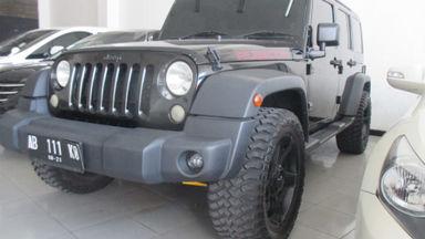 2012 Jeep Wrangler Unlimited - Siap Pakai Mulus Banget