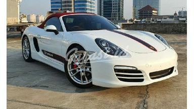 2013 Porsche Boxster - Istimewa Siap Pakai