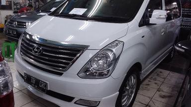 2014 Hyundai H-1 XG - UNIT TERAWAT, SIAP PAKAI, NO PR