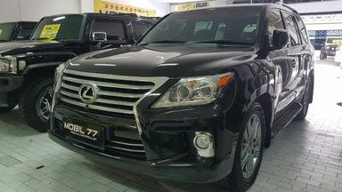 2012 Lexus LX - Kredit Dp Ringan Tersedia