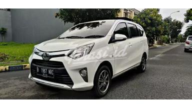 2017 Toyota Calya G - Chantiq Luar Dalem Istimewa Siap Luar Kota