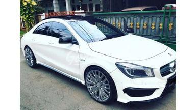 2014 Mercedes Benz CLA-Class CLA45 AMG - Full Perawatan Full Option Ready For Credit