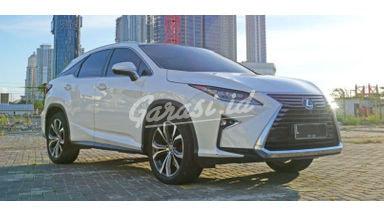 2016 Lexus RX Luxury - Istimewa Siap Pakai