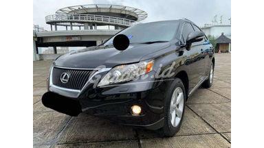 2012 Lexus RX at - SIAP PAKAI!