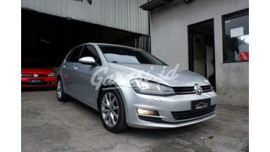 2014 Volkswagen Golf MK7 TSI - Kondisi Terawat Siap Pakai