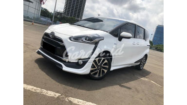 2018 Toyota Sienta Q