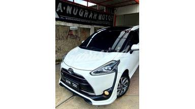 2016 Toyota Sienta Q AT