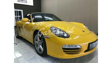 2011 Porsche Boxster 2.9