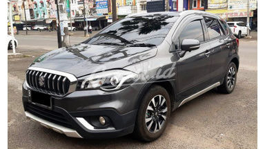 2017 Suzuki Sx4 Hatchback S-Cross Facelift