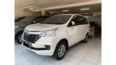 2017 Toyota Avanza E - Istimewa, Terawat, Siap Pakai