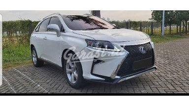 2012 Lexus RX RX200 FACELIFT HKD - Istimewa Siap Pakai
