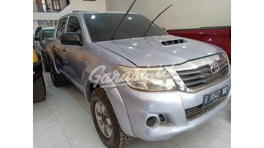 2012 Toyota Hilux E