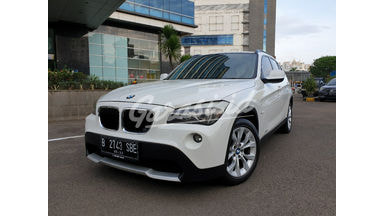 2012 BMW X1 Sdrive 18i Executive - KM rendah Asli Tangan Pertama Jarang dipakai, Istimewa