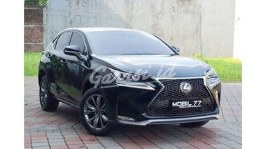 2015 Lexus Nx 200 NX200 FSport - Dijual Cepat, Harga Bersahabat