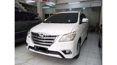 2014 Toyota Kijang Innova V