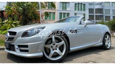 2011 Mercedes Benz Slk 200 AMG - Hard Top Ready Kredit
