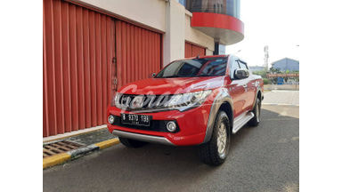 2017 Mitsubishi Strada Triton Exceed Double Cabin 4x4