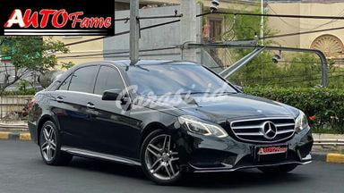 2014 Mercedes Benz E-Class E400 - Low Km