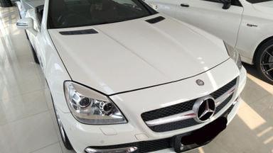 2011 Mercedes Benz Slk - Rare item sangat istimewa like new