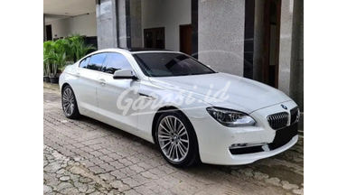 2013 BMW 640i Grandcoupe - Panoramic Roof Full Option Istimewa