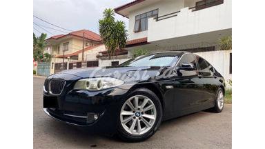 2013 BMW 520i LUXURY - Mewah Berkualitas Siap Pakai