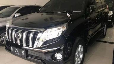 2017 Toyota Land Cruiser Prado - UNIT TERAWAT, SIAP PAKAI, NO PR