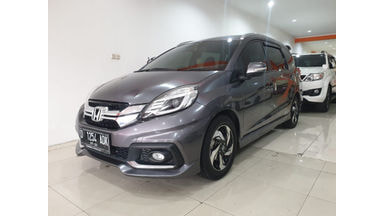 2015 Honda Mobilio RS CKD - mulus terawat, kondisi OK, Tangguh