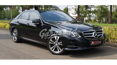 2014 Mercedes Benz E-Class E250 AVG - Harga Bisa Digoyang