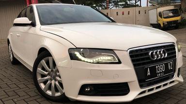 2011 Audi A4 - Barang Bagus Dan Harga Bersahabat