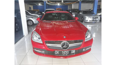 2011 Mercedes Benz Slk at - Terawat Siap Pakai