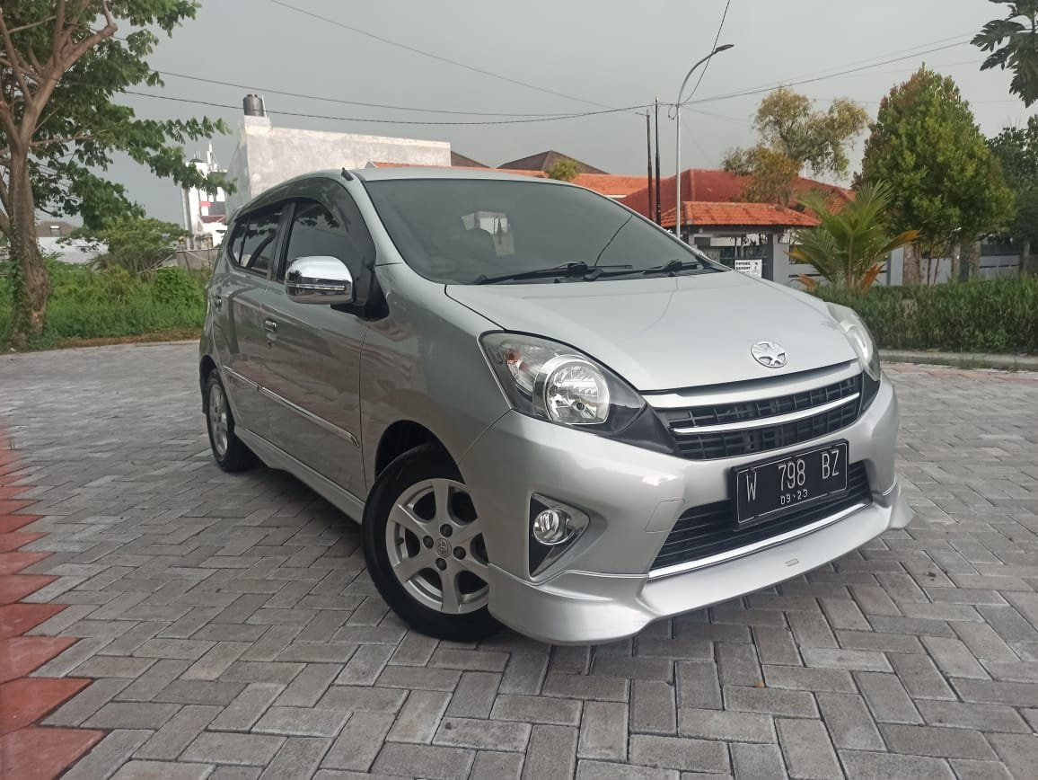 2015 Toyota Agya TRD