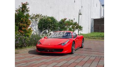 2011 Ferrari 458 Italia V8