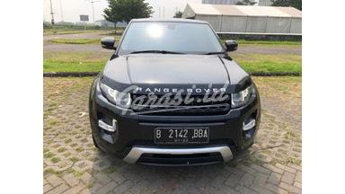 2011 Land Rover Range Rover Evoque dinamic luxury - Family Car