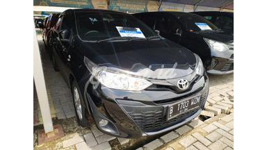 2018 Toyota Yaris E