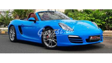 2012 Porsche Boxster Sport Chrono Sport Plus - Full Wrapping Like New